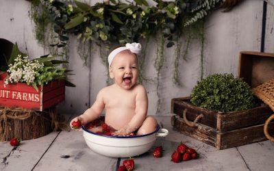 Liana- Strawberry Smash