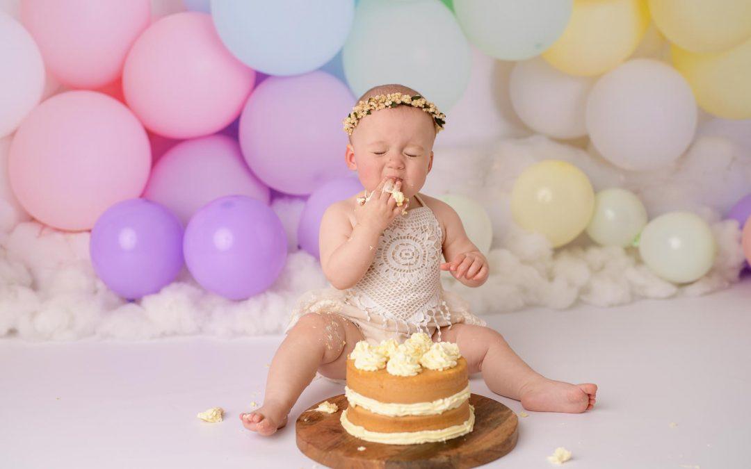 Remy- Cake Smash