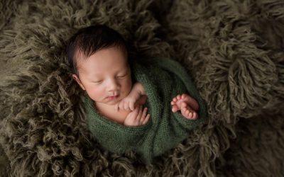 Shay- 8 days old Newborn Photography